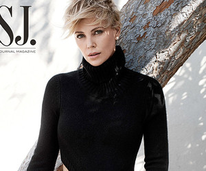 "Charlize Theron Says She Didn't ""Ghost"" Sean Penn: ""We Both Decided to Separate, That's…"