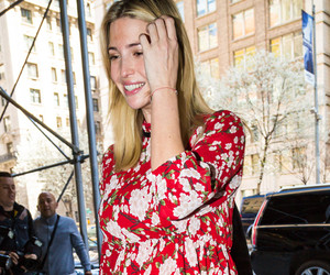 Ivanka Trump Is Glowing As She Returns Home Just Days After Giving Birth