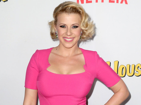 """Jodie Sweetin Talks Past Drug Addiction: """"My Life Is A Lesson to Never Give Up"""""""