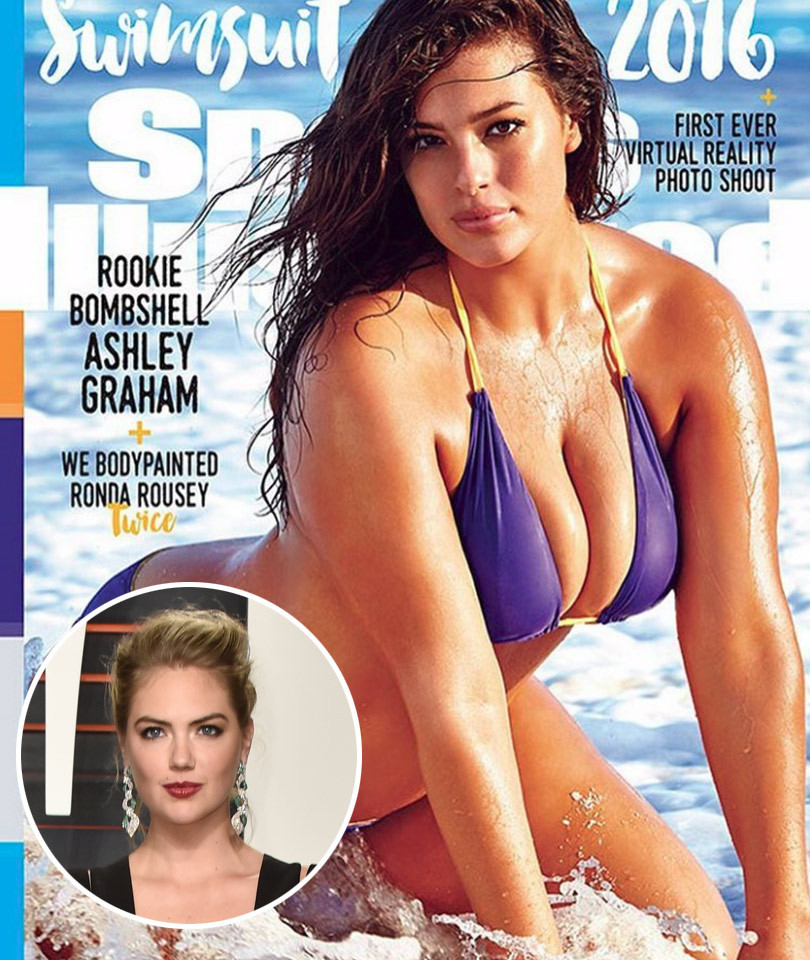 Kate Upton Comes to Ashley Graham's Defense: ''No One Should be Labeled By…