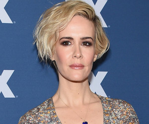 Say What?! Sarah Paulson Reveals She Got Hooked on Cigarettes While Playing…