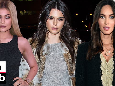 Kylie & Kendall Jenner Sport Same Look From Their Line -- Plus, See This Week's Best &…