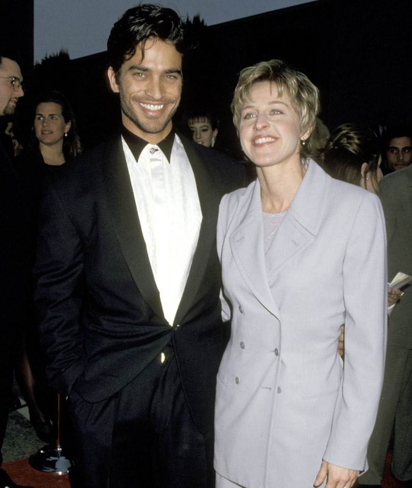 Johnathon Schaech Admits He Was Ellen DeGeneres' Beard Before She Came Out as…