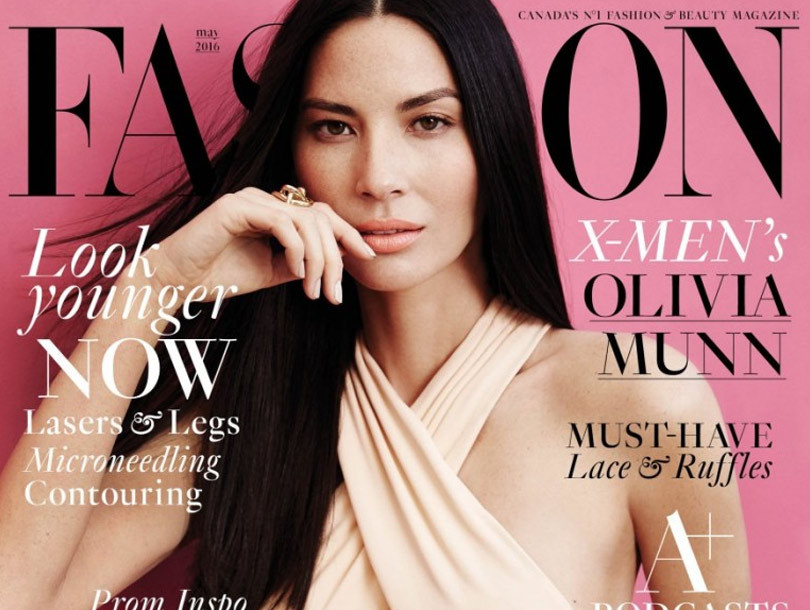 """Olivia Munn Has an Answer for Everyone Who Asked """"What Did She Do to Her Face?!"""""""