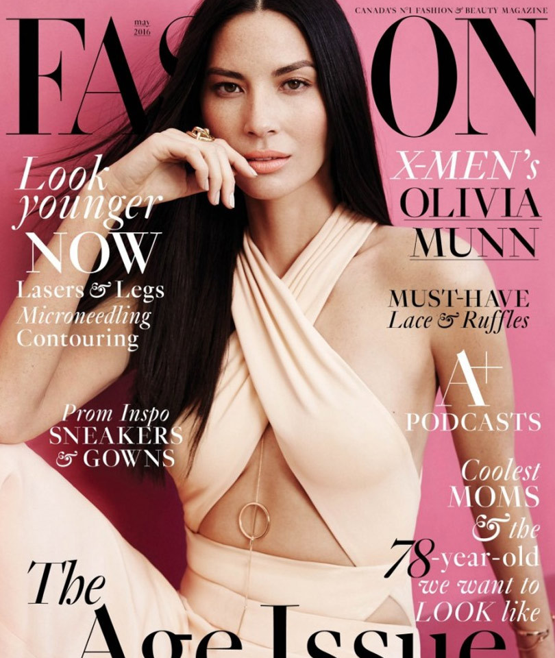 "Olivia Munn Has an Answer for Everyone Who Asked ""What Did She Do to Her Face?!"""