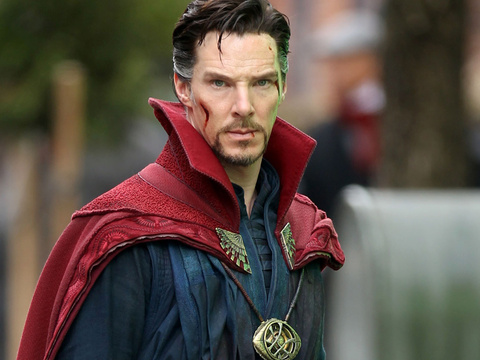 "First Trailer for ""Doctor Strange"" Drops -- See Benedict Cumberbatch Work Some Magic!"
