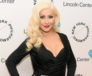 Christina Aguilera's Adorable Daughter Spends the Day at Disneyland -- She's SO Big Now!