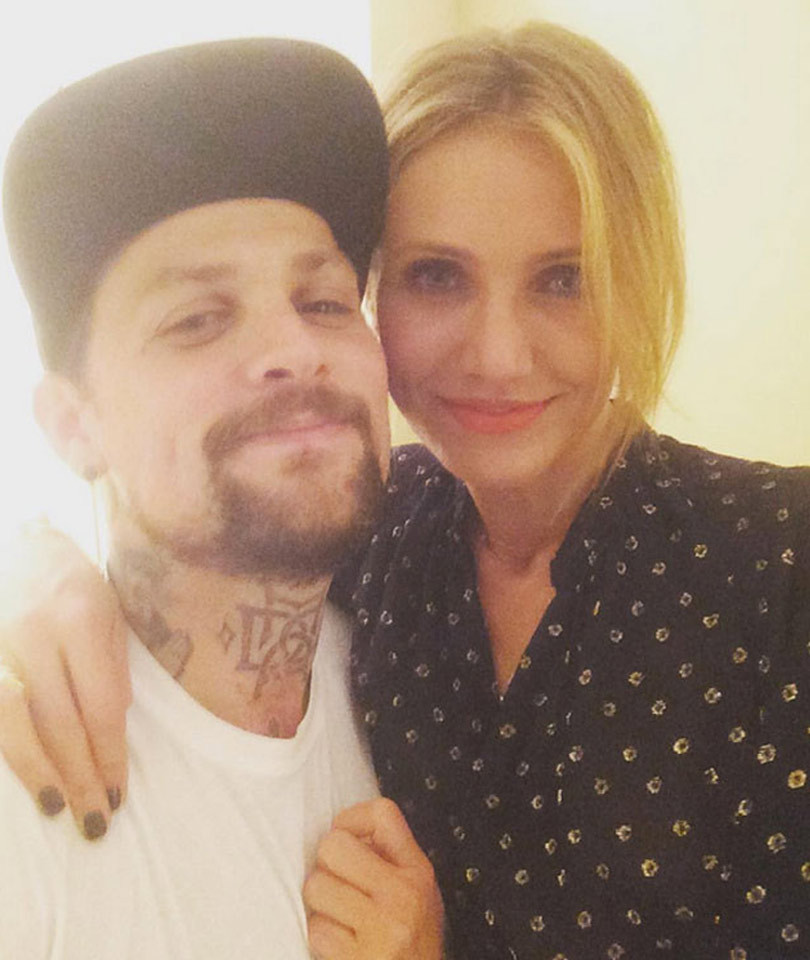 """Cameron Diaz Talks Meeting Hubby Benji Madden: """"You Just Know When You Know"""""""
