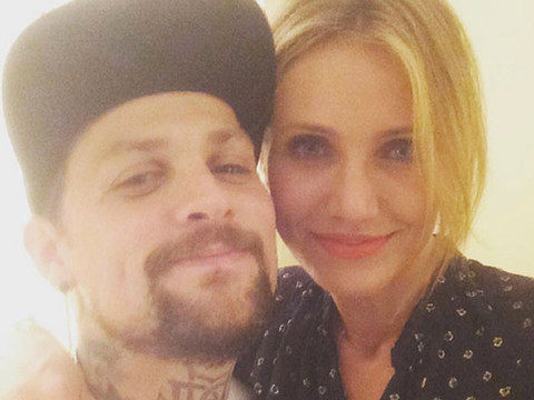 "Cameron Diaz Talks Meeting Hubby Benji Madden: ""You Just Know When You Know"""