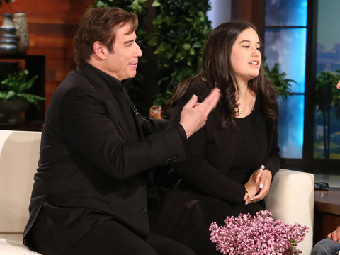 "John Travolta Doesn't ""Interfere"" With Daughter Ella's Dating Life: ""I Don't Ask Anything"""
