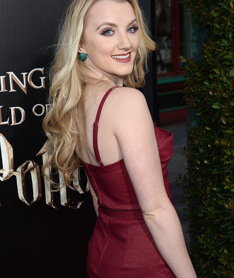 Luna Lovegood, Is That You?! Harry Potter Stars Step Out for Wizarding World…