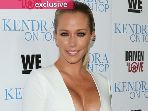 "Kendra Wilkinson Talks ""Downsizing"" Her Chest: I Hate My Big Boobs!"