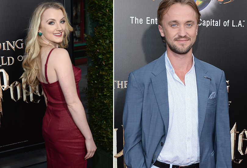 Luna Lovegood, Is That You?! Harry Potter Stars Step Out for Wizarding World Bash In Hollywood!