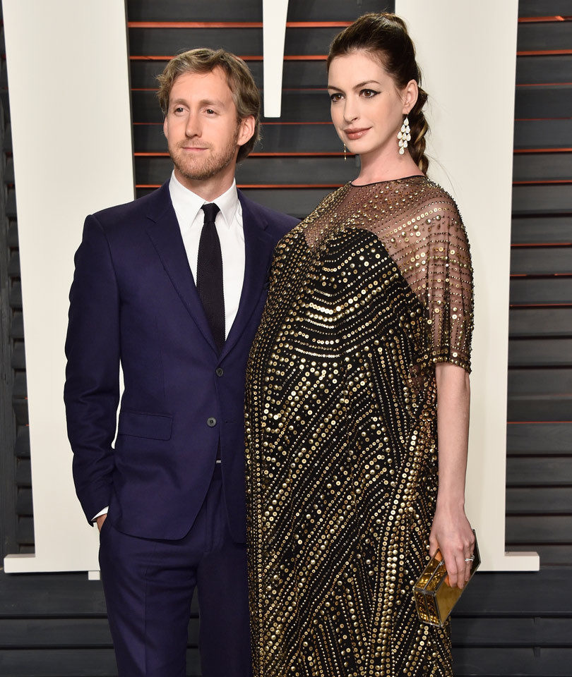 Anne Hathaway And Husband Adam Shulman Welcome Baby Boy