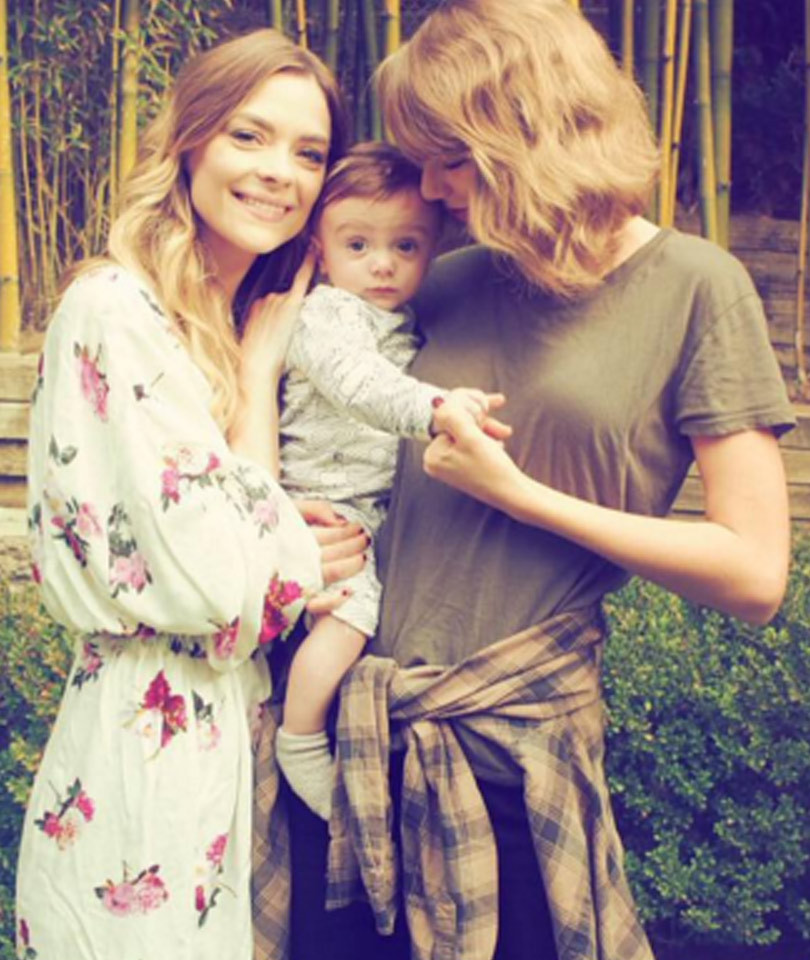 Jaime King Doesn't Understand the Fascination With Her Famous Godmothers