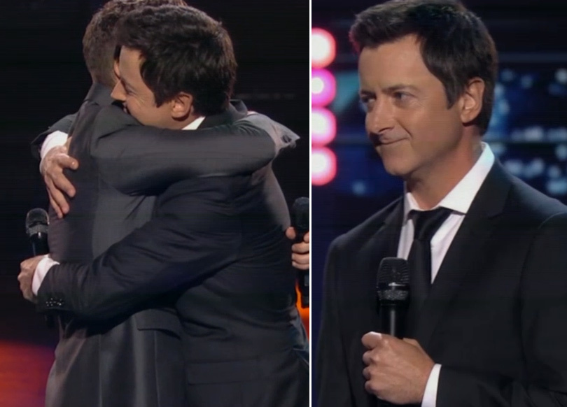 """Brian Dunkleman Returns for the """"American Idol"""" Finale -- Gives Major Props to Ryan Seacrest!"""