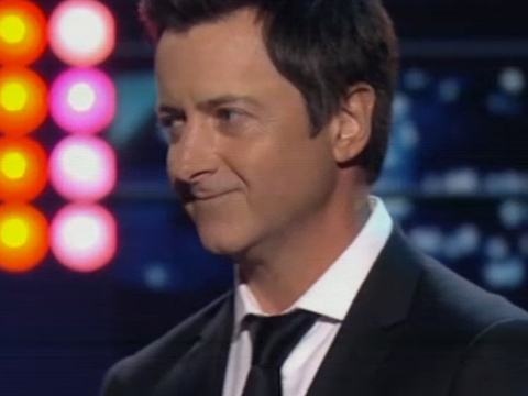 "Brian Dunkleman Returns for the ""American Idol"" Finale -- Gives Major Props to Ryan…"