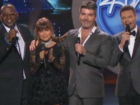 "Simon Cowell Returns for ""American Idol"" Series Finale -- Plus, More Must-See Show…"