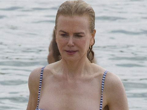 WOW! Nicole Kidman, 48, Shows Off Flawless Bikini Bod in Sydney!