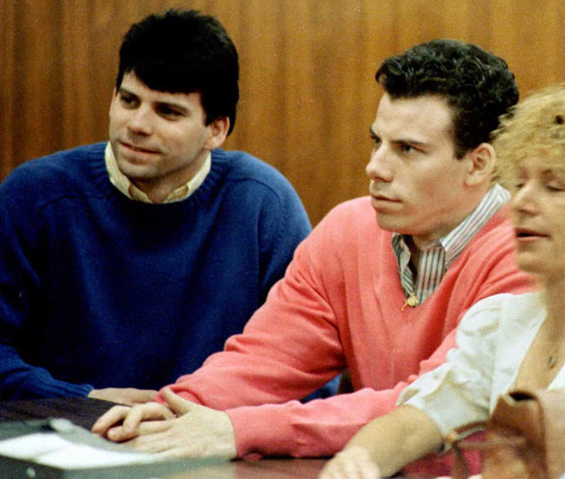 "See What the Menendez Brothers Look Like Now -- As NBC Orders ""Law & Order: True Crime"" Series About Trial"