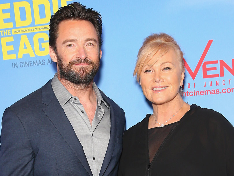 Hugh Jackman Shares Sweet Throwback Wedding Pic to Celebrate His 20th…