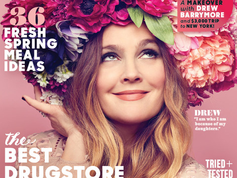 "Drew Barrymore Says ""You've Got to Fight For Happiness"" -- Was She Hinting at Her Split…"