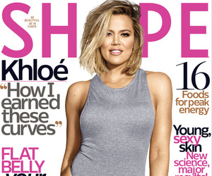 Khloe Kardashian Shows Off Her HOT Bod for Shape -- So, Why's She Ticked About…