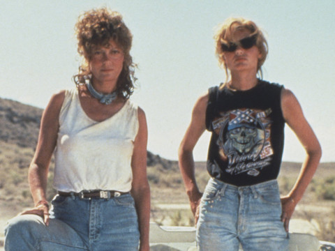 """Thelma & Louise"" Reunite 25 Years Later -- as Susan Sarandon Says Her Character…"