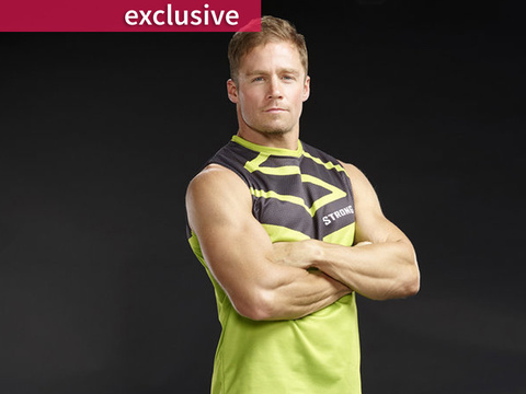 """Celebrity Trainer Dan Wells Dishes on Celeb Clients, His New Reality Show """"Strong,"""" and…"""