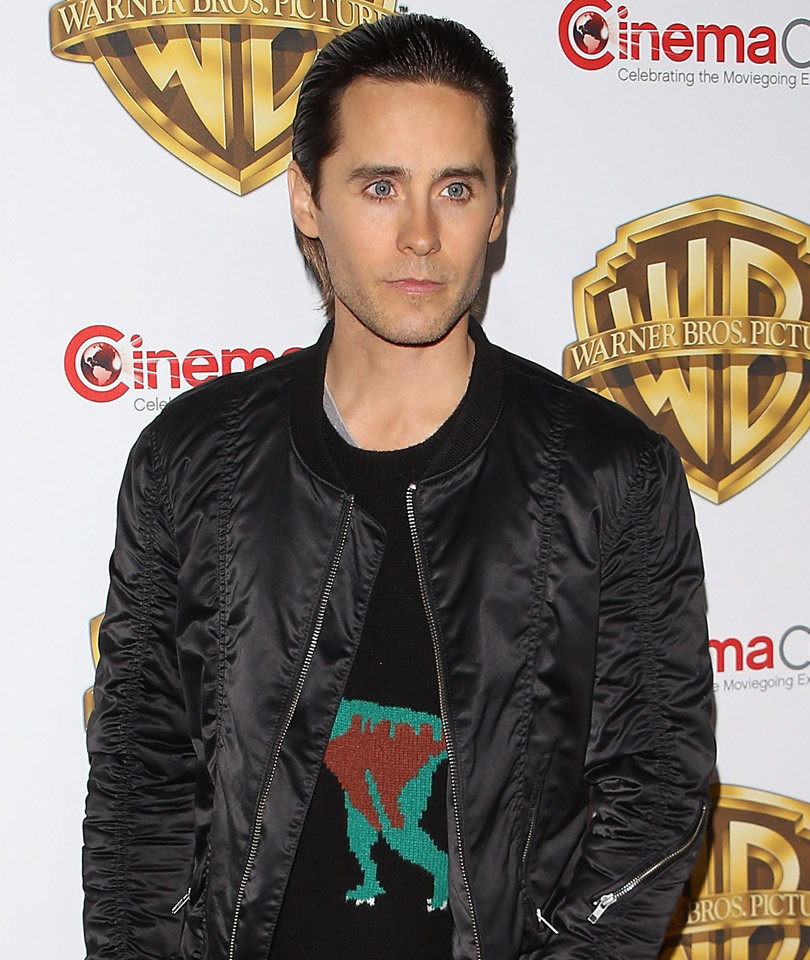"Jared Leto Says He Sent WHAT to His ""Suicide Squad"" Costars?! This Is Just…"