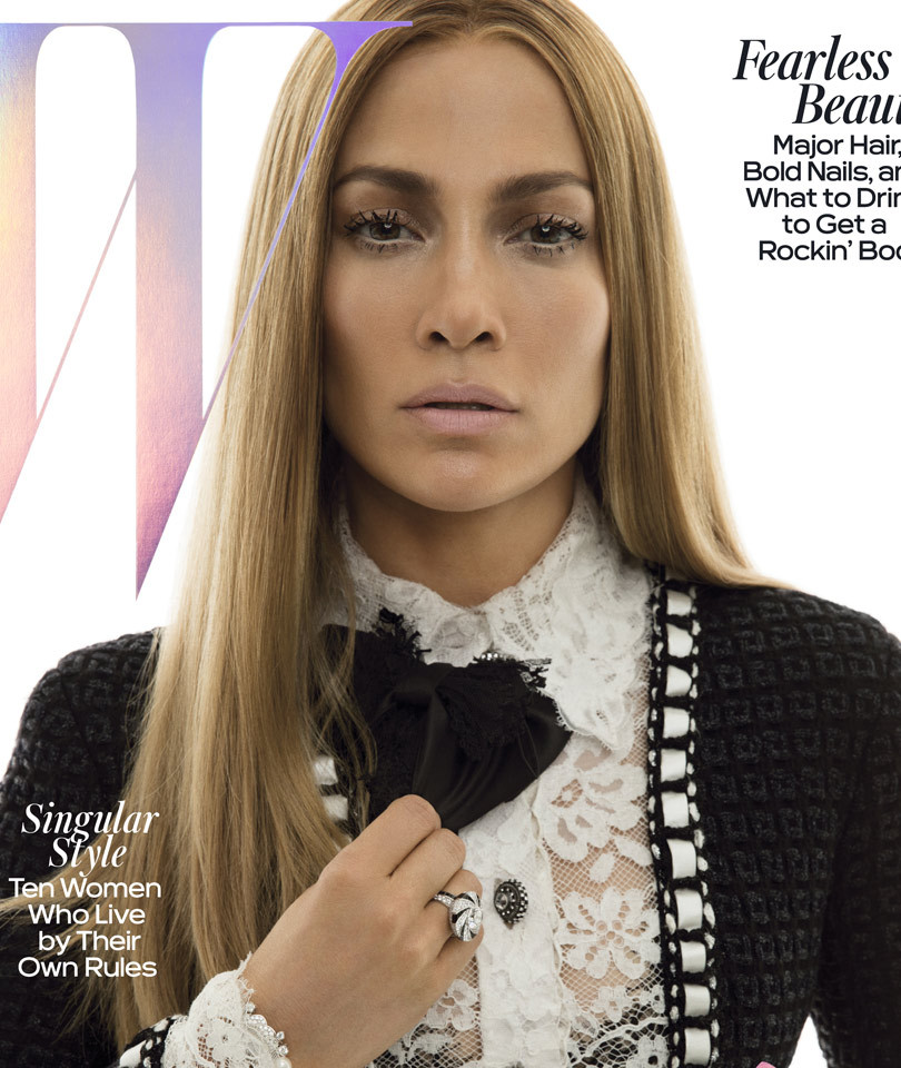 "Jennifer Lopez Opens Up About Marc Anthony Split: ""It Was Not Easy to Find…"