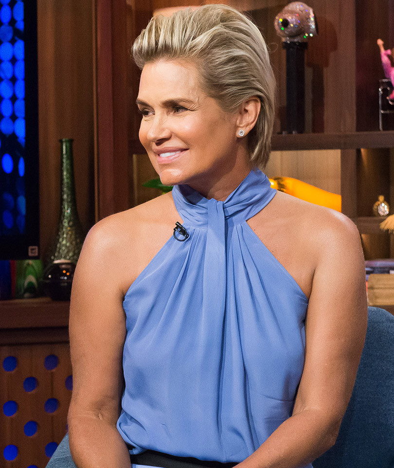 Yolanda Hadid Says She Was Blindsided By Divorce From David Foster