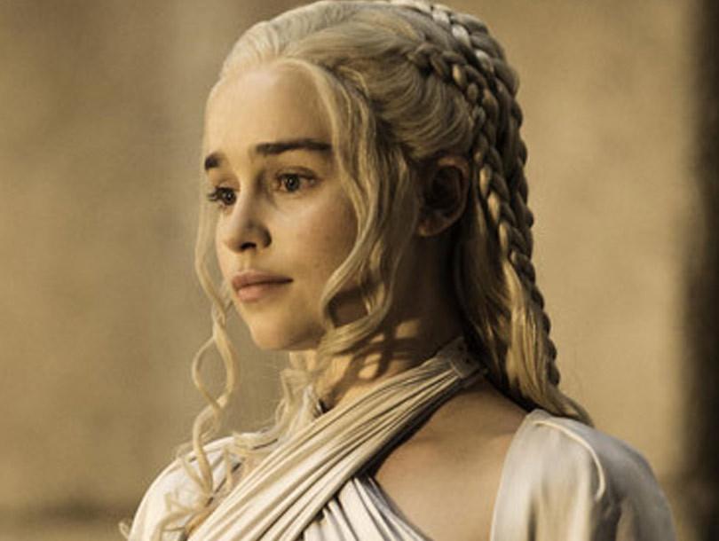 "Emilia Clarke Wants ""Game of Thrones"" to #FreeThePenis"