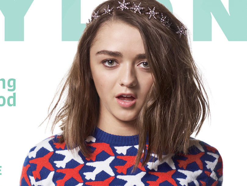 Maisie Williams Opens Up about Her Sexuality, Her New Boyfriend & More
