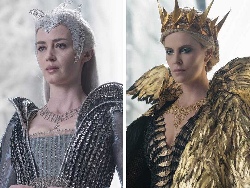 """Colleen Atwood Talks """"The Huntsman: Winter's War"""" Costumes, Sounds Off on…"""