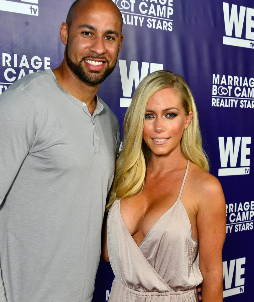Kendra Wilkinson Hank Basketts Divorce Is an Unhealthy