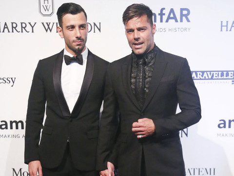 Ricky Martin Goes Public With Boyfriend Jwan Yosef -- See Their Red Carpet Debut!