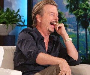 """David Spade Recalls Awkwardly Meeting Adele: """"I Was a Little Buzzed"""""""