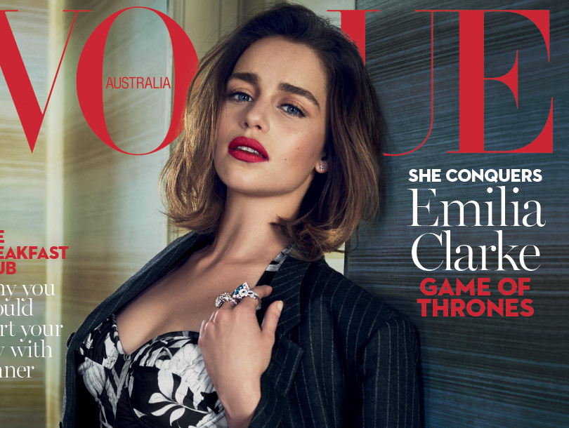 """Emilia Clarke Admits """"Game of Thrones"""" Fans Don't Recognize Her in Real Life"""