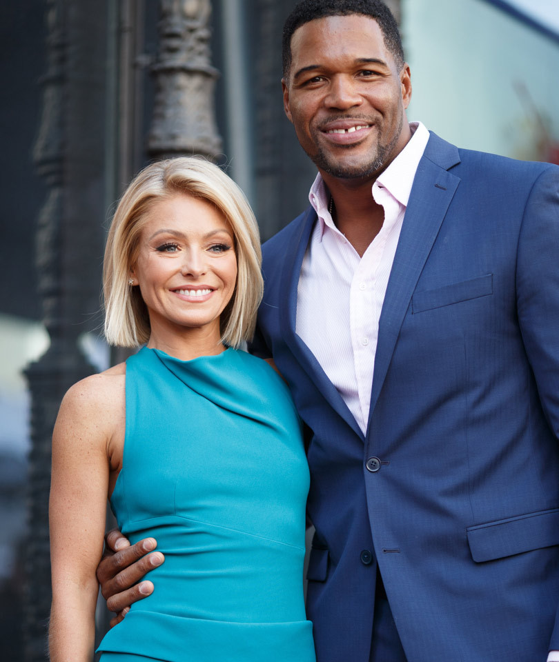 """Michael Strahan Leaving """"Live with Kelly and Michael"""" for Full-Time """"GMA"""" Gig"""