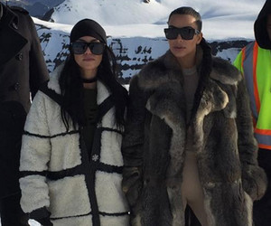 Kourtney Kardashian Celebrates 37th Birthday in Iceland With Kimye -- See ALL…