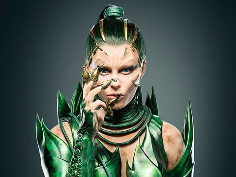 Original Green Ranger Sounds Off on New Rita Repulsa Costume -- What Do You Think of…