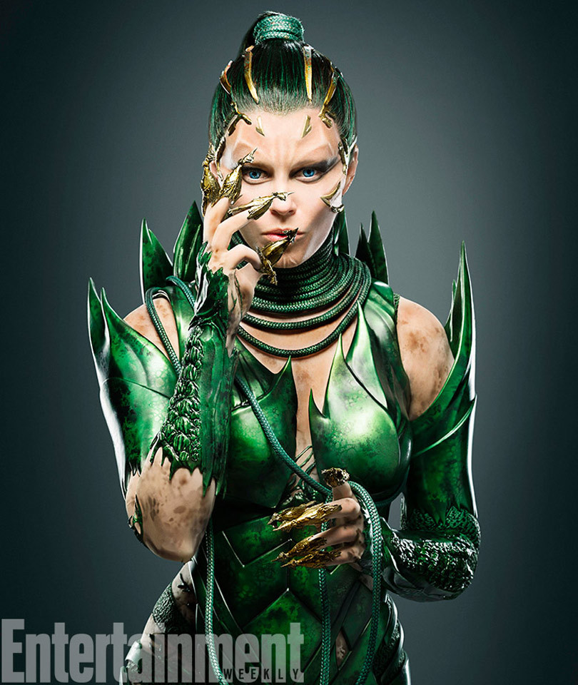 Original Green Ranger Sounds Off on New Rita Repulsa Costume -- What Do You…