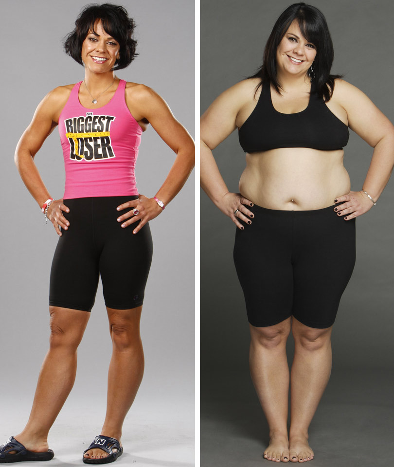 First weight lifting weight loss plateau because their skin