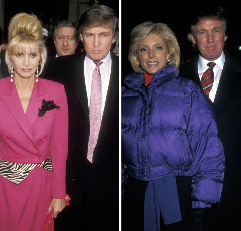 Marla Maples REALLY Wants to Make Amends to Ivana Trump ...