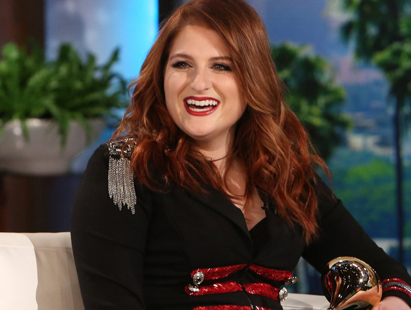 """Meghan Trainor Plays Hilarious Game of """"Who'd You Rather"""" -- Does She End Up…"""