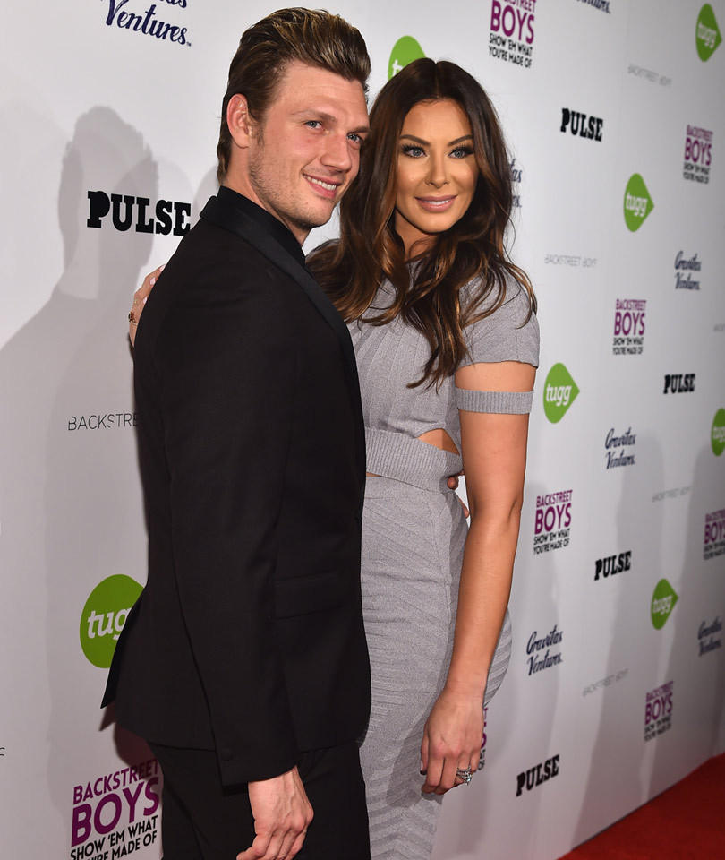 Nick Carter & Wife Lauren Kitt Carter Welcome Baby Boy -- Find Out His…