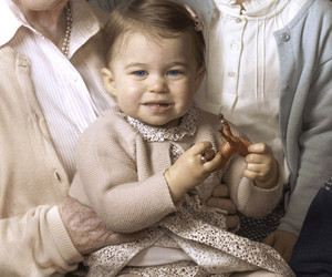 Princess Charlotte and Prince George Join Queen Elizabeth In Adorable 90th…