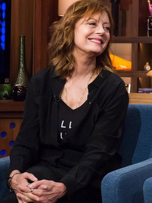 """Susan Sarandon Talks About Romance With David Bowie, Says They """"Smoked Up"""" Together"""