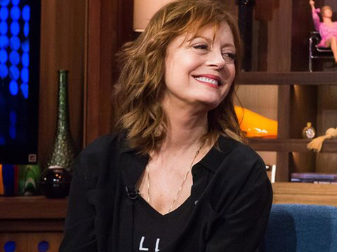 "Susan Sarandon Talks About Romance With David Bowie, Says They ""Smoked Up"" Together"